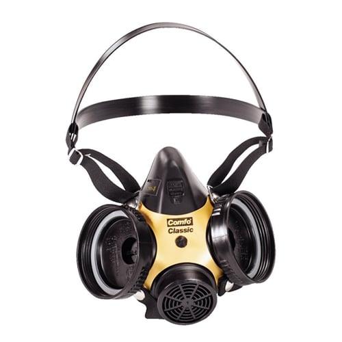 MSA 420 series half mask respirator