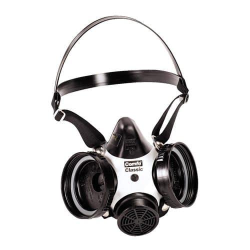 MSA Classic Comfo SILVER Respirator Harness