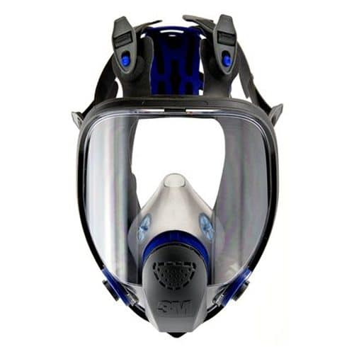 3M FF-400 Series Respirator Front