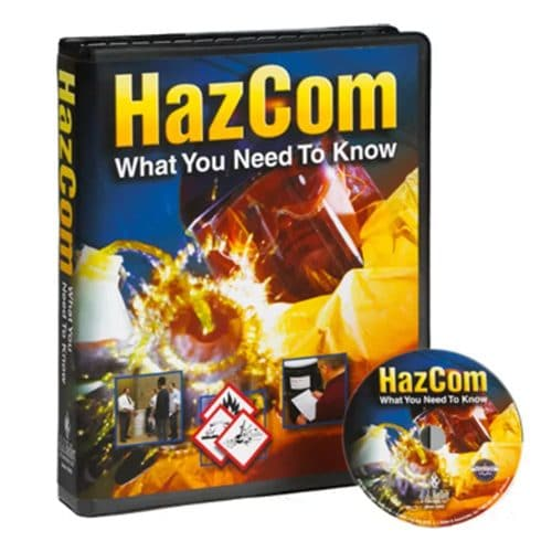 OSHA hazcom training product temp