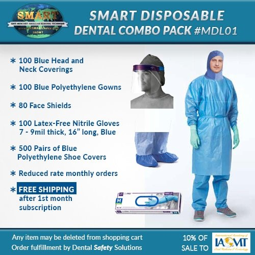 SMART Disposables MDL-01