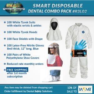 SMART disposables combo pack #R3L02