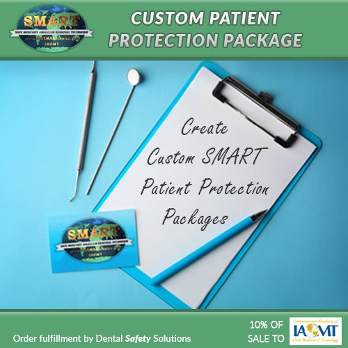 SMART Custom Patient Protection Package SPPP-01