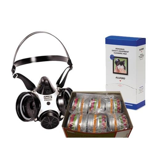 SMART Respirator Comfo Pack #MSA80807P