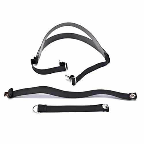 480234 MSA Comfo Classic Half Mask Respirator Replacement Cradle Headband & Neckstrap Assembly