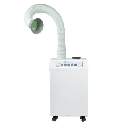 DentAir Vac - At Source Mercury Filtration